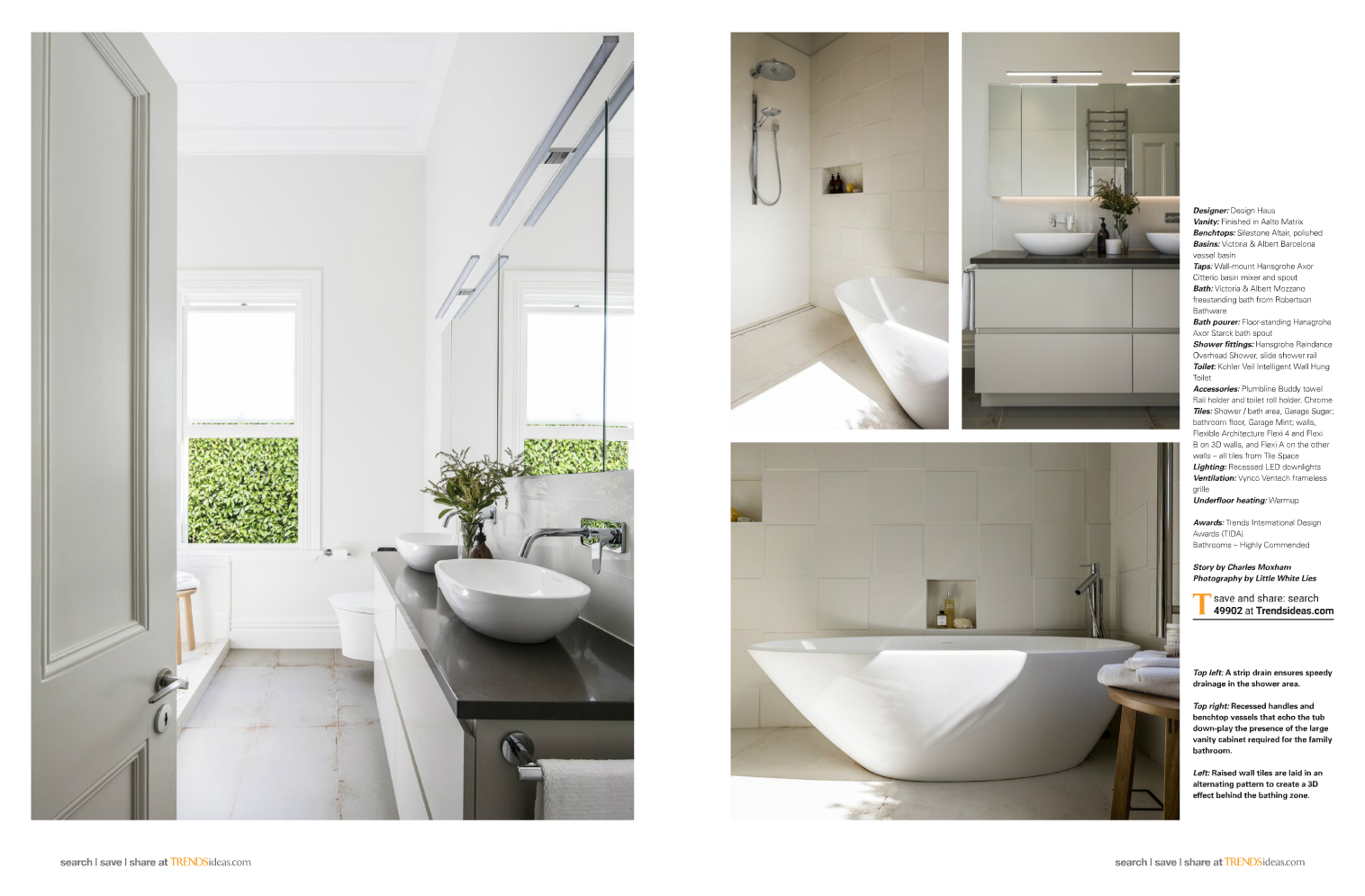 Design Haus – Bathroom Specialists. Renovations & New Bathrooms ...